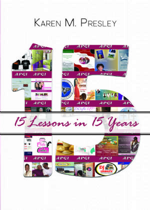 15 Lessons in 15 Years